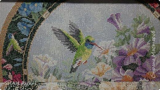 Птичка... начало оживления... фото 1
