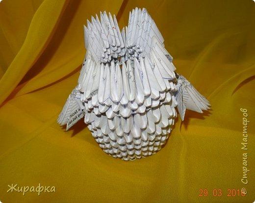 Совушка- умная головушка. фото 3