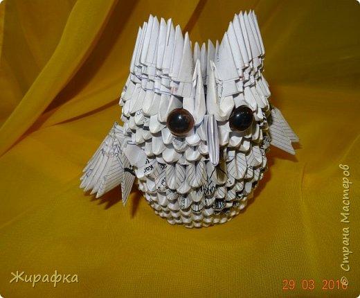 Совушка- умная головушка. фото 5