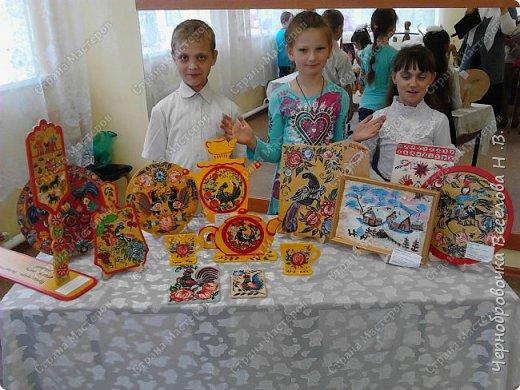 Отчетная выставка и все лучшие работы учеников. фото 2