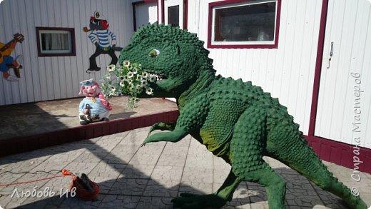 Таброзавр для внука фото 1