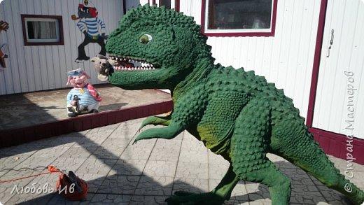 Таброзавр для внука фото 2