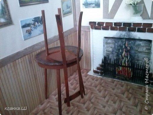 Доброго времени суток, жители Страны Мастеров! Покажу фото моего кафе. Внимание6 много ТЕХНИЧЕСКИХ фото!!! Так выглядели стены пока на них не висели картины. фото 9
