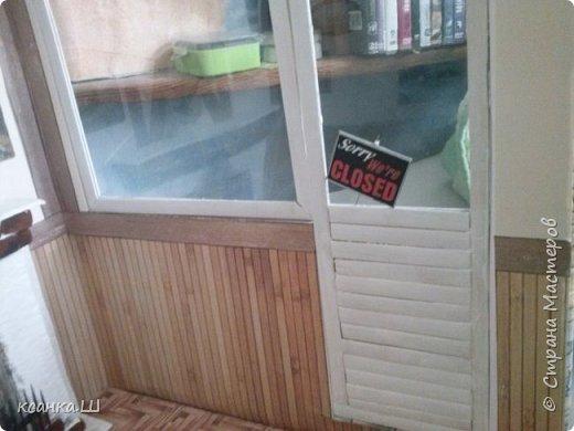 Доброго времени суток, жители Страны Мастеров! Покажу фото моего кафе. Внимание6 много ТЕХНИЧЕСКИХ фото!!! Так выглядели стены пока на них не висели картины. фото 10