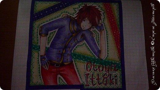 """Привет! Прошу любить и жаловать - Отоя Иттоки. Персонаж аниме""""Поющий принц"""", 16 лет, играет на гитаре. Поет в группе """"Starish"""". фото 2"""