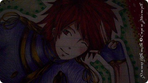 """Привет! Прошу любить и жаловать - Отоя Иттоки. Персонаж аниме""""Поющий принц"""", 16 лет, играет на гитаре. Поет в группе """"Starish"""". фото 3"""