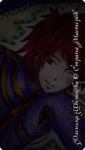 """Привет! Прошу любить и жаловать - Отоя Иттоки. Персонаж аниме""""Поющий принц"""", 16 лет, играет на гитаре. Поет в группе """"Starish"""". фото 6"""