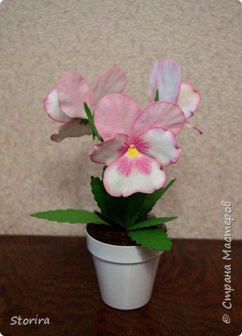 Цветы из фоамирана (мой полугодовой опыт цветоделия) фото 13