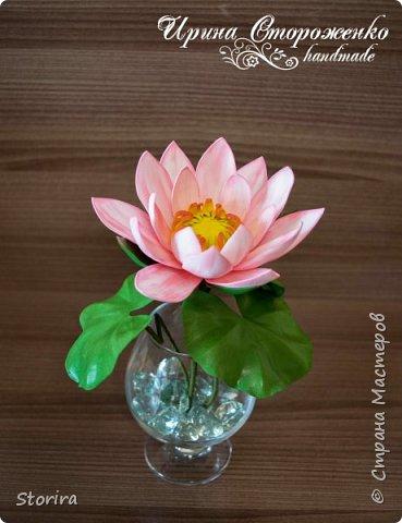 Цветы из фоамирана (мой полугодовой опыт цветоделия) фото 11