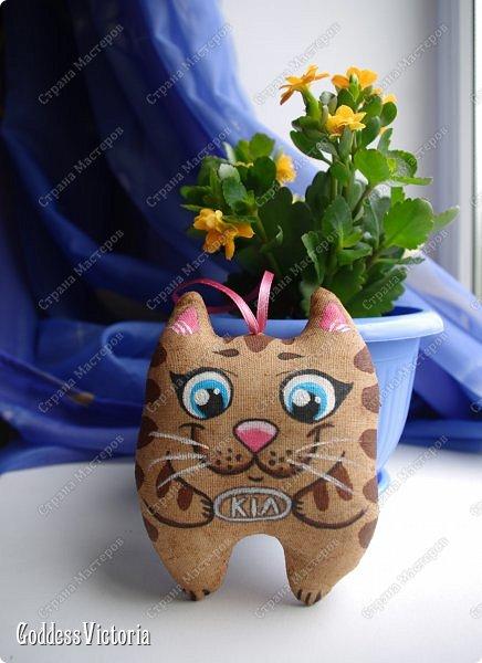 Очень понравилась идея, поэтому было решено сделать котиков-повторюшек для себя и в подарок) Получилось вкусно и забавно, а главное времени потребовалось немного)  фото 2