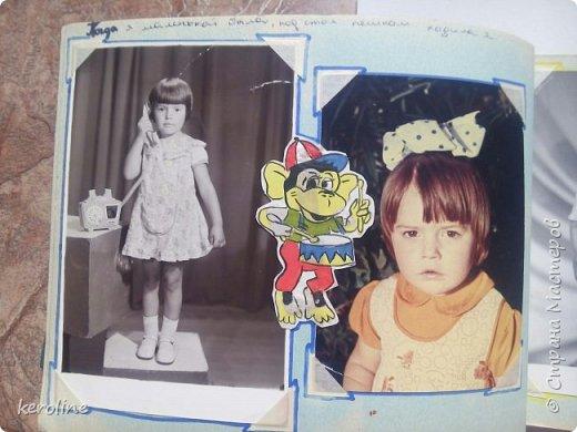 """Доброго всем дня! Записалась я на курсы """"Великолепный скрапбукинг"""" и вспомнила, что у мамы в Иркутской обл. лежит мой первый, как сейчас понимаю-скрап альбом, который я делала ещё 25 лет назад)))  И вот спустя 3 недели он у меня в Краснодаре ......буду переделывать на новый лад, вместе с Анной Валерьевной и всей нашей командой))) фото 5"""