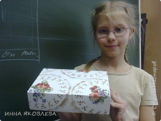 Вот так мы превратили невзрачные коробки в произведения искусства! фото 3