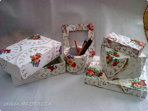 Вот так мы превратили невзрачные коробки в произведения искусства! фото 1