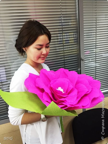 Сделала несколько цветочков для фотосессии фото 3
