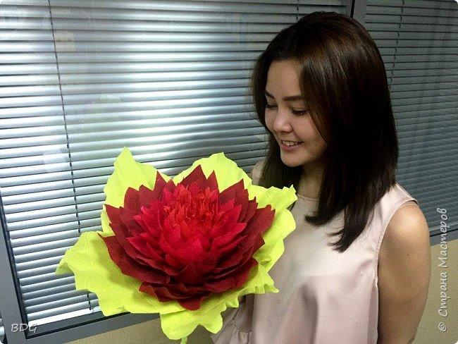 Сделала несколько цветочков для фотосессии фото 8