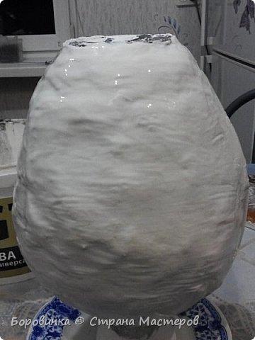 """Всем привет! Девочки , вазы разной формы из стеклянных бутылок """"Быстрее не бывает"""" или как я их делаю. Специально для Валентины Острицовой и Натали ( Рудбекия). фото 11"""
