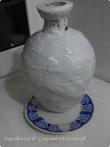 """Всем привет! Девочки , вазы разной формы из стеклянных бутылок """"Быстрее не бывает"""" или как я их делаю. Специально для Валентины Острицовой и Натали ( Рудбекия). фото 13"""