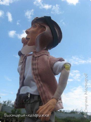 Приветствую вас, жители и гости прекрасной Страны Мастеров!. Представляю вам свежий стишок и новых куклен. Предупреждаю, немножко грустно.   фото 3