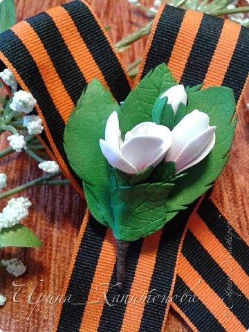 Доброго времени суток всем жителям и гостям Страны Мастеров!!! Решила замахнуться на изготовление интерьерных цветов... тем более подвернулся подходящий случай- день рождения у тётушки:))))) А она обожает розы.... фото 4