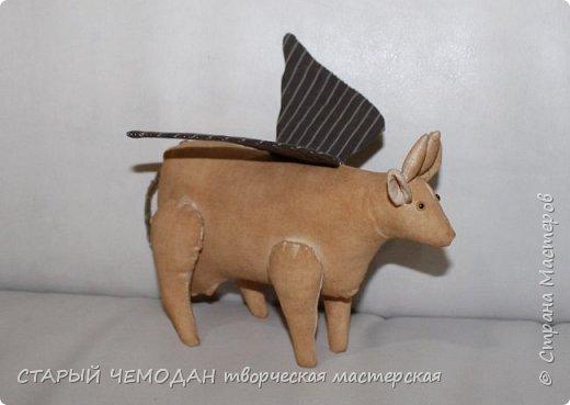 корова кофейная фото 2