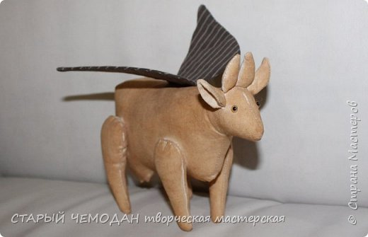 корова кофейная фото 3