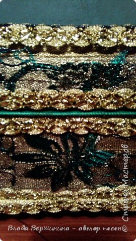 Вот такую шкатулку я сотворила :)  фото 5