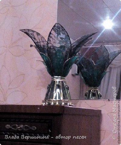 """Вот такой """"каменный цветок"""" у меня получился фото 2"""