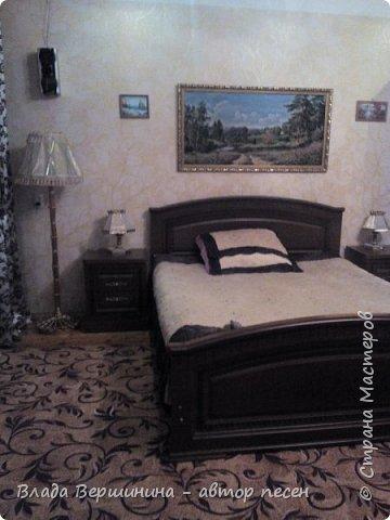 Вот такой торшер и два светильничка  я сделала в спальню фото 5