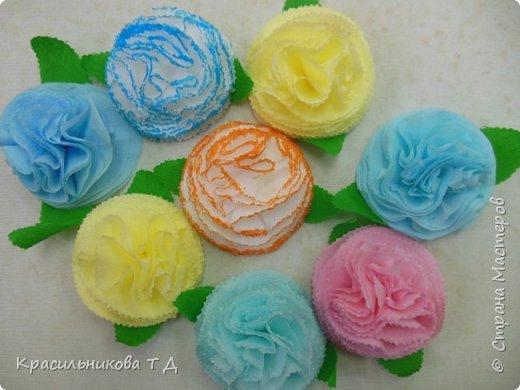 Цветочный венок фото 10