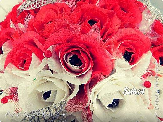 Корзина сладких роз))) фото 10