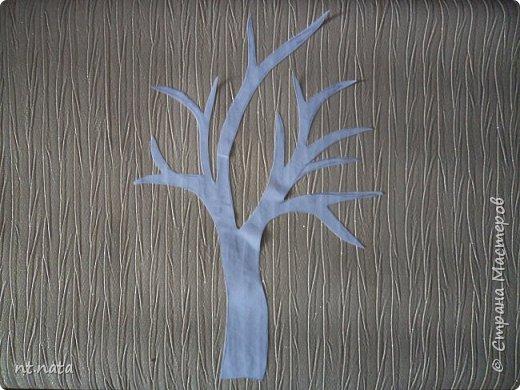 Здравствуйте, мои дорогие друзья! Хочу поделиться с вами мастер классом по созданию красивого дерева . фото 6