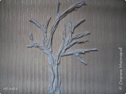 Здравствуйте, мои дорогие друзья! Хочу поделиться с вами мастер классом по созданию красивого дерева . фото 7