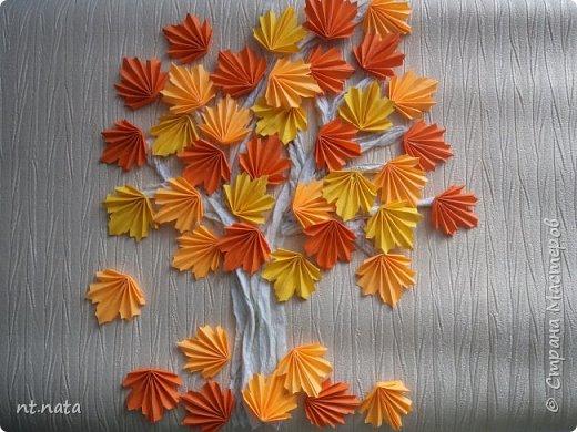 Здравствуйте, мои дорогие друзья! Хочу поделиться с вами мастер классом по созданию красивого дерева . фото 8