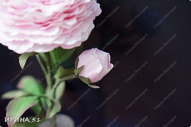 Здравствуйте! Рада всех видеть у себя в гостях. Я сегодня с пиончиком и интерьерной чашечкой с розами.  Приятного просмотра.  фото 11
