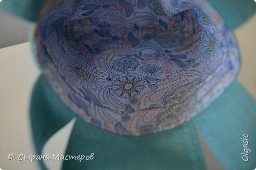 Всем доброго времени суток! Давно я ничего не показывала.  Вот такую сумку я сшила к Дню рождения крестницы. Автор выкройки- Екатерина Осипова http://rigierukodelki.blogspot.ru/ фото 3