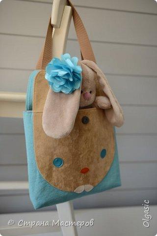 Всем доброго времени суток! Давно я ничего не показывала.  Вот такую сумку я сшила к Дню рождения крестницы. Автор выкройки- Екатерина Осипова http://rigierukodelki.blogspot.ru/ фото 4