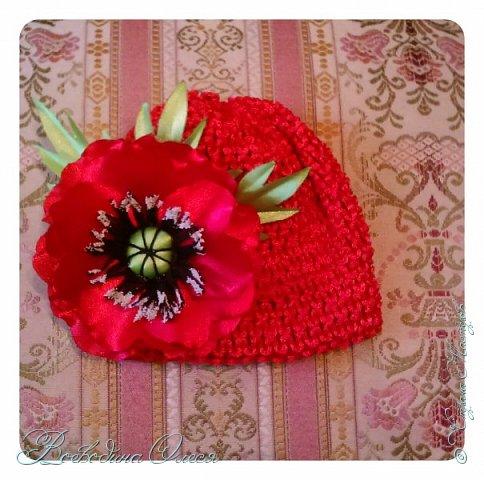 Добрый день, вот такие повязочки я сделала для племяшки. 1-я роза по МК Людмилы, не устаю ее благодарить за этот МК. Людочка, спасибо большое розочки получаются чудесные. http://stranamasterov.ru/node/713487?c=favorite  фото 7