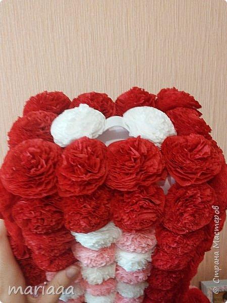 Вот такая единичка получилась у меня с из салфеток, как украшение на День Рождения моей дочурки!=)) фото 5