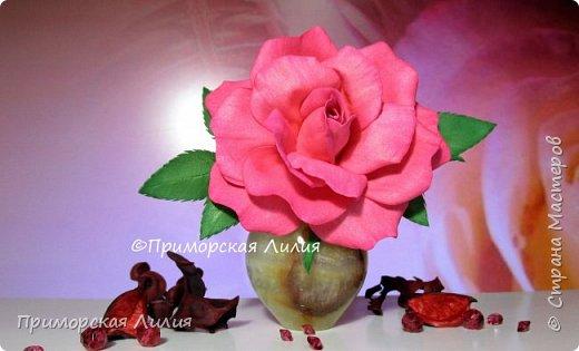 Заколочку сделала на заказ для маленькой принцессы на выпускной из детского сада))) фото 4
