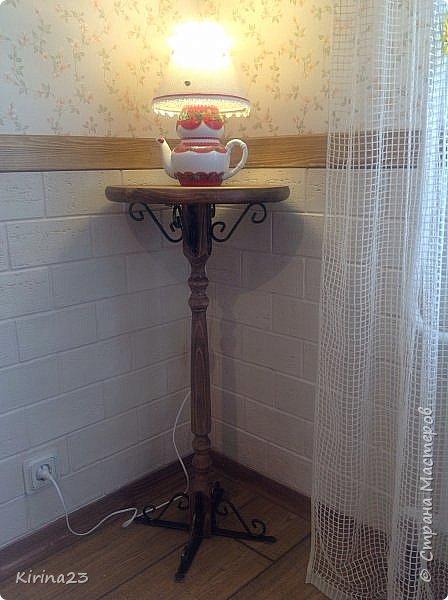 Первую попытку изготовления мебели можно посмотреть здесь https://stranamasterov.ru/node/1017100 Уже лучше , но ... КАЧАЕТСЯ фото 5
