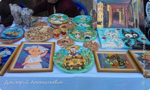 Выставка работ народных умельцев г. Мариуполь  фото 12