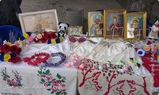 Выставка работ народных умельцев г. Мариуполь  фото 16