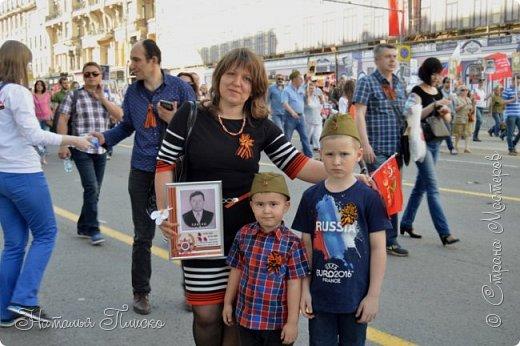 Ещё раз здравствуйте, дорогие друзья!!! В продолжение предыдущего репортажа (http://stranamasterov.ru/node/1028276) хочу рассказать вам, как мы провели День Победы в Москве. Масштабные мероприятия в этот день проходили, конечно же, по всему городу, но так как мы жили в районе ВДНХ, туда и отправились с самого утра. P.S. Картинка с сайта w-dog.ru (https://w-dog.ru/wallpaper/wot-world-of-tanks-mir-tankov-wargamingnet-bigworld-tanki-tank-tanks-tank-9-maya-den-pobedy-prazdnik-t-34-85/id/284415/). фото 21