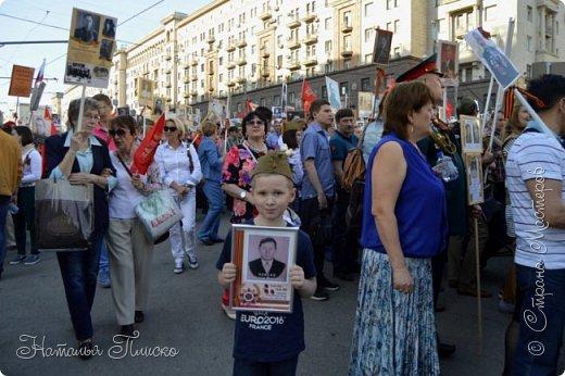 Ещё раз здравствуйте, дорогие друзья!!! В продолжение предыдущего репортажа (https://stranamasterov.ru/node/1028276) хочу рассказать вам, как мы провели День Победы в Москве. Масштабные мероприятия в этот день проходили, конечно же, по всему городу, но так как мы жили в районе ВДНХ, туда и отправились с самого утра. P.S. Картинка с сайта w-dog.ru (https://w-dog.ru/wallpaper/wot-world-of-tanks-mir-tankov-wargamingnet-bigworld-tanki-tank-tanks-tank-9-maya-den-pobedy-prazdnik-t-34-85/id/284415/). фото 23