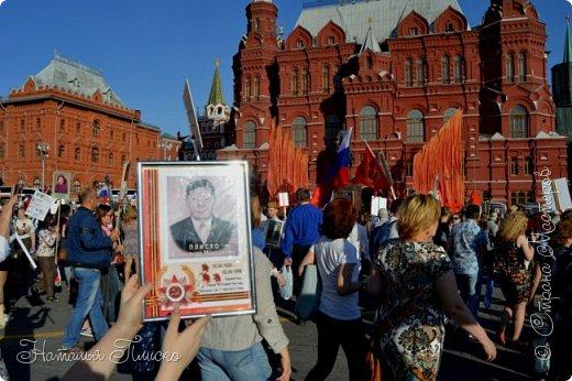 Ещё раз здравствуйте, дорогие друзья!!! В продолжение предыдущего репортажа (http://stranamasterov.ru/node/1028276) хочу рассказать вам, как мы провели День Победы в Москве. Масштабные мероприятия в этот день проходили, конечно же, по всему городу, но так как мы жили в районе ВДНХ, туда и отправились с самого утра. P.S. Картинка с сайта w-dog.ru (https://w-dog.ru/wallpaper/wot-world-of-tanks-mir-tankov-wargamingnet-bigworld-tanki-tank-tanks-tank-9-maya-den-pobedy-prazdnik-t-34-85/id/284415/). фото 25