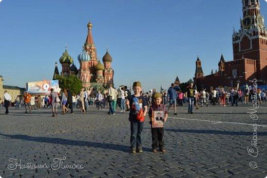 Ещё раз здравствуйте, дорогие друзья!!! В продолжение предыдущего репортажа (https://stranamasterov.ru/node/1028276) хочу рассказать вам, как мы провели День Победы в Москве. Масштабные мероприятия в этот день проходили, конечно же, по всему городу, но так как мы жили в районе ВДНХ, туда и отправились с самого утра. P.S. Картинка с сайта w-dog.ru (https://w-dog.ru/wallpaper/wot-world-of-tanks-mir-tankov-wargamingnet-bigworld-tanki-tank-tanks-tank-9-maya-den-pobedy-prazdnik-t-34-85/id/284415/). фото 31