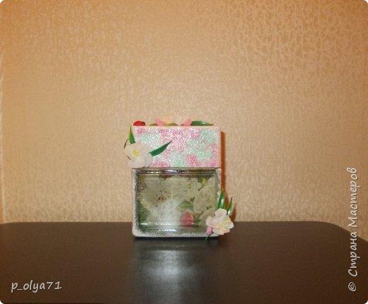 Здравствуйте!!  Думала,за бутылочки пока не возьмусь,но... нужно было сделать подарок,нашлась банка кофе...ну а уж салфетки,само собой,припасены)) А т.к. я не люблю делать по одной,набралось вот)) фото 16