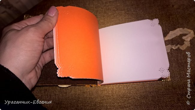 Блокнотик в подарок:) фото 7