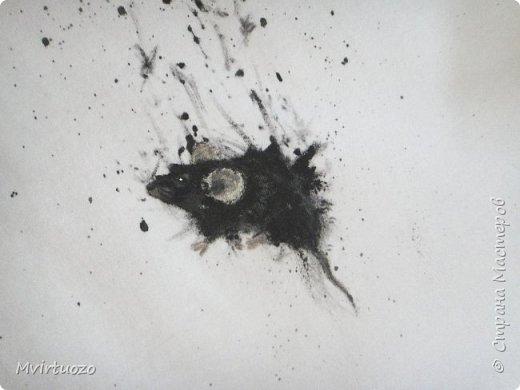 На просторах интернета нашла великолепные рисунки хорватского художника Dino Tomic (AtomiccircuS).  Вау!! только и могла сказать я и, захомячив эдакую красоту, принялась приобщаться, точнее сказать - повторюшничать. Вот что получилось: Сова! (или филин..) фото 8