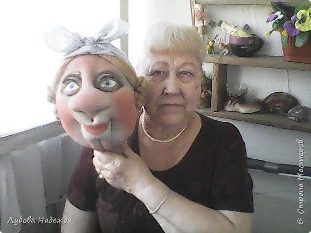 Садовая кукла – это не просто пугало, а творческого самовыражения садовода!:-)  фото 6